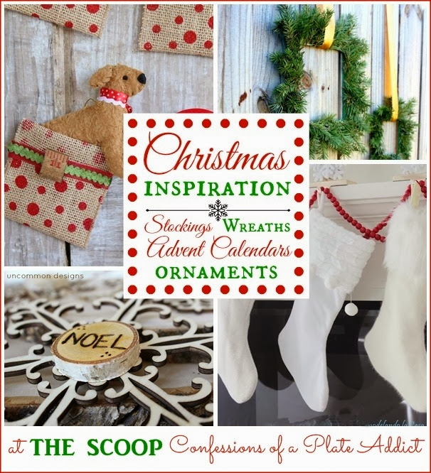 CONFESSIONS OF A PLATE ADDICT Christmas Inspiration