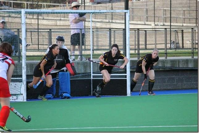 Clare hockey