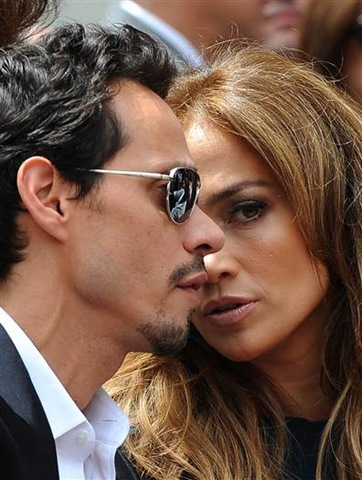Jennifer Lopez Divorce Marc Anthony