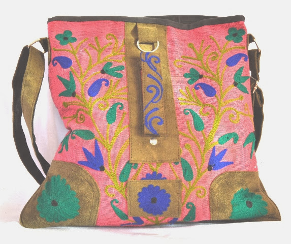 Ladies bag ghary cloth