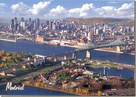 destinos turísticos de Canadá - Montreal