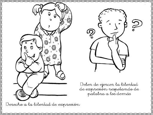 Dibujos día del niño para colorear | Manualidades Infantiles