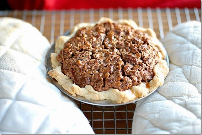 Chocolate Pecan Pie Tarts4