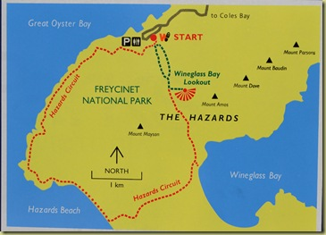 Freycinet short walks