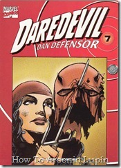 P00007 - Daredevil - Coleccionable #7 (de 25)