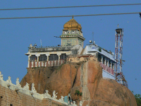 Tamil Nadu: Rock Fort Temple of Trichy