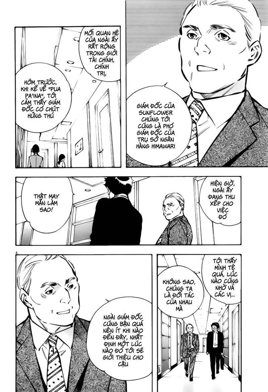 Shin Kurosagi - Con Diệc Đen 2 chap 197 - Trang 6