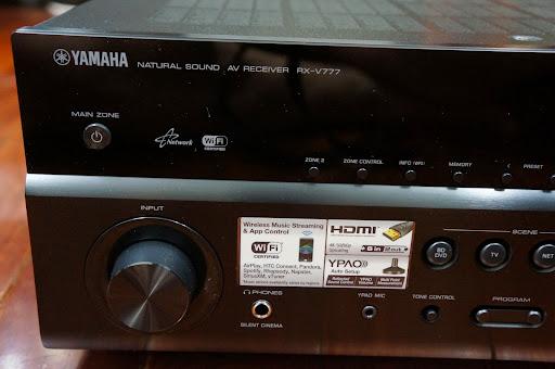 Yamaha RX-V777BT