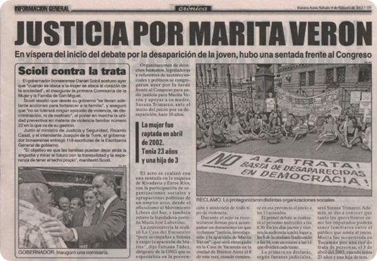 MARITA VERON