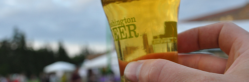image of last year's WA Brewers Festival courtesy of our Flickr page