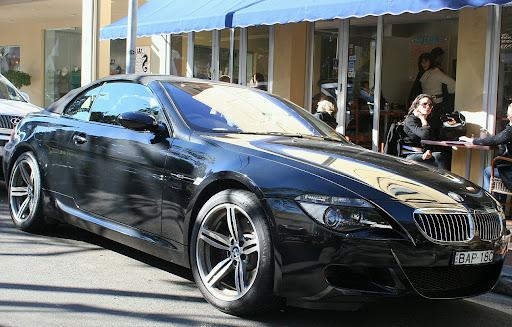BMW M6 Cabriolet V10
