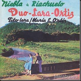 Duo Lara - Ortiz ~ Niebla Del Riachuelo