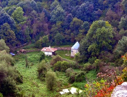 Demir_Baba_tekkesi_Razgrad_isperih