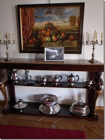 Giorgio de Chirico house