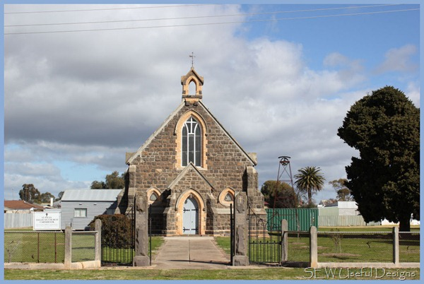 Carisbrook church