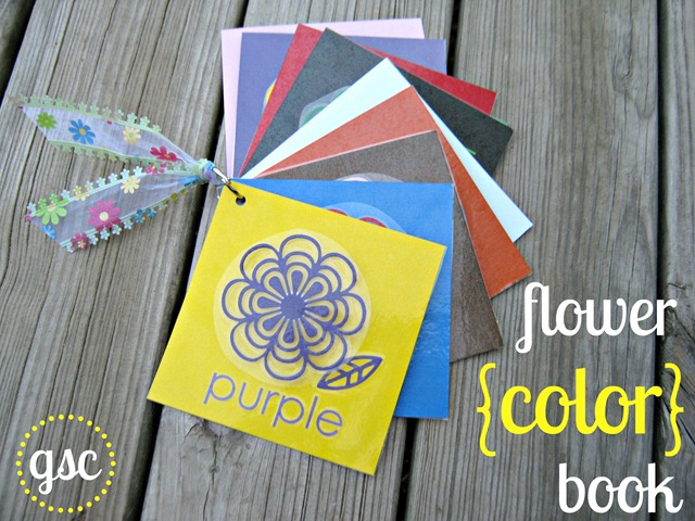 flower color book lifestyle crafts