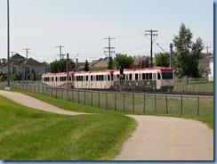 8789 Alberta Calgary C-Train