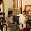"The director of the upcoming film ""Aachariyangal"", Harshavardhan along with his team, meet Ulaga Nayagan - Event Stills 2012"