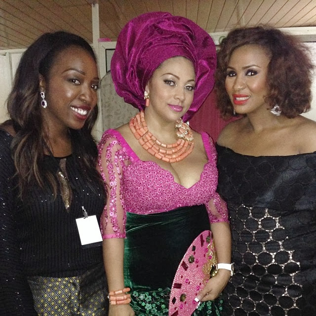 lola omotayo traditional wedding
