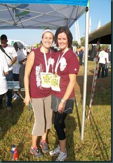 10K run April 22, 2012 5