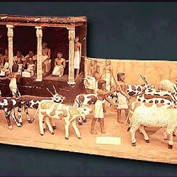 48 - Estatuillas de la tumba de Meket-ra