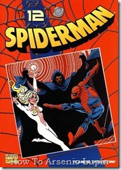 P00013 - Coleccionable Spiderman #12 (de 50)