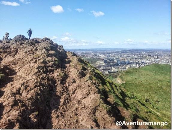 No Arthurs Seat - Edimburgo, Escócia (2)