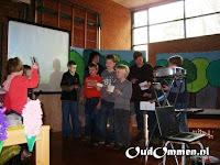 2008. De middenbouw viert paasfeest (1)