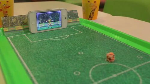 Giraffas goal screen smartphone3