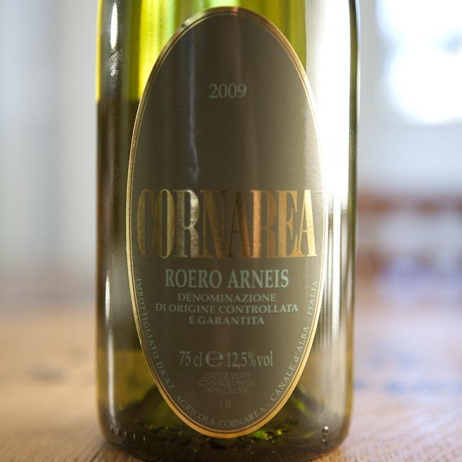 2009 Cornarea Roero Arneis-2