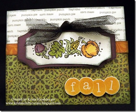 Sept SOTM fall card