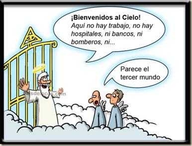 cielo paraiso humor ateismo biblia grafico religion dios jesus (48)