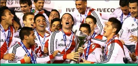 River Plate, Campeón del Torneo Final de Fútbol de Argentina 2014