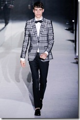 Gucci Menswear Spring Summer 2012 Collection Photo 37