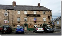 Corbridge Golden Lion