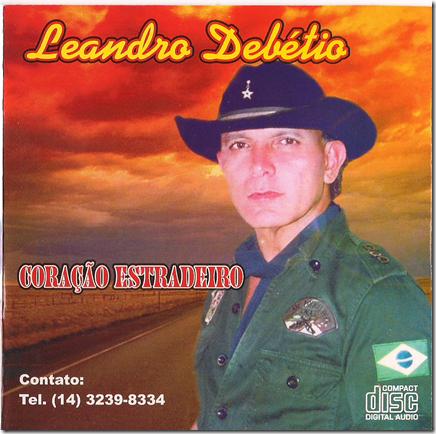 Leandro Debétio Capa 01