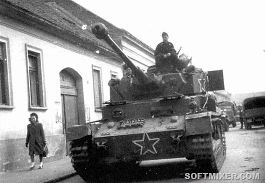 Танк-Pz.Kpfw_.-IV-в-советской-армии