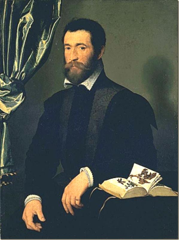 Clouet, Portrait de Pierre Outhe