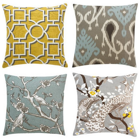 Dwell Pillows