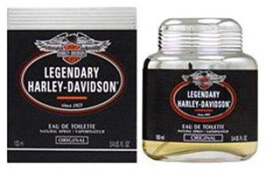 Speaking of brand extensions, the motorcycle company harley-davidson released its own line of perfumes and colognes