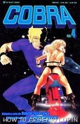 P00004 - Cobra Manga USA #4 (de 12