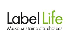label life logo