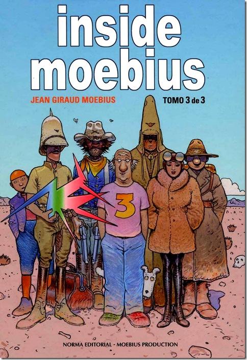 Inside Moebius 3 (Norma, 2011), de Jean Giraud Moebius