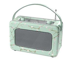 clas ohlson retro radio