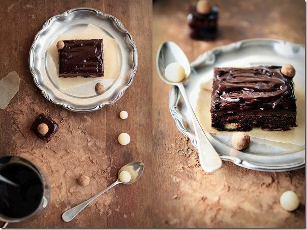 brownie migdałowe z migdałowymi ziemniaczkami3