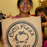 WBFJ Cici&#039;s Pizza Pledge-Piney Grove Elementary-Ms. Laws 3rd Grade Class-Kernersville-4-17-13