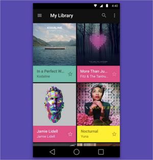 Así es Material Design, la nueva interfaz de usuario de Android