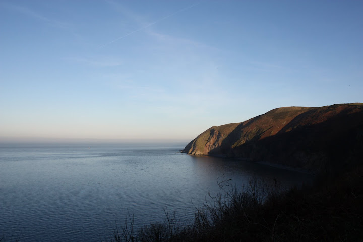 Spotted this view on the drive out of Lynmouth - had to stop and take a picture or two