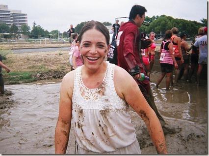 Camp Pendleton Mud Run Kelly