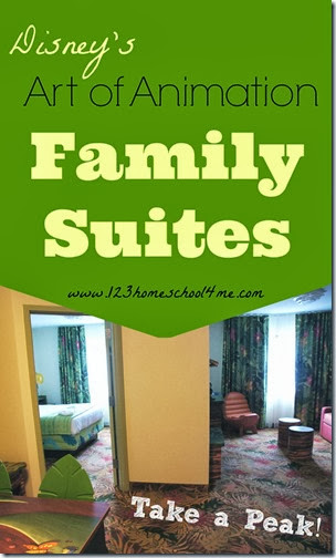 Disney's Art of Animation Family Suites Review